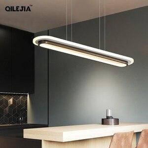 Image 3 - 現代の led シャンデリアリビングルームダイニングルームベッドルーム照明器具デザインクリエイティブシャンデリア照明器具屋内ランプ