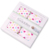 2 unidades/pacote de Verão Dos Desenhos Animados Do Bebê Gaze de Algodão Duplo Pano de Impressão Cobertor 120 cm * 120 cm ATRQ0494
