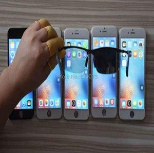Image 5 - 100 pièces MAIJIEKE Ori LCD écran polarisant film pour iPhone 5 5 s 6 6 s 7 8 plus Film polarisant voir par Ploarizer lunettes de soleil
