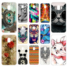 Anunob Soft Case For Samsung J2 Core Silicone Back Cover Phone Galaxy 2018 J 2 SM-J260F J260F J260