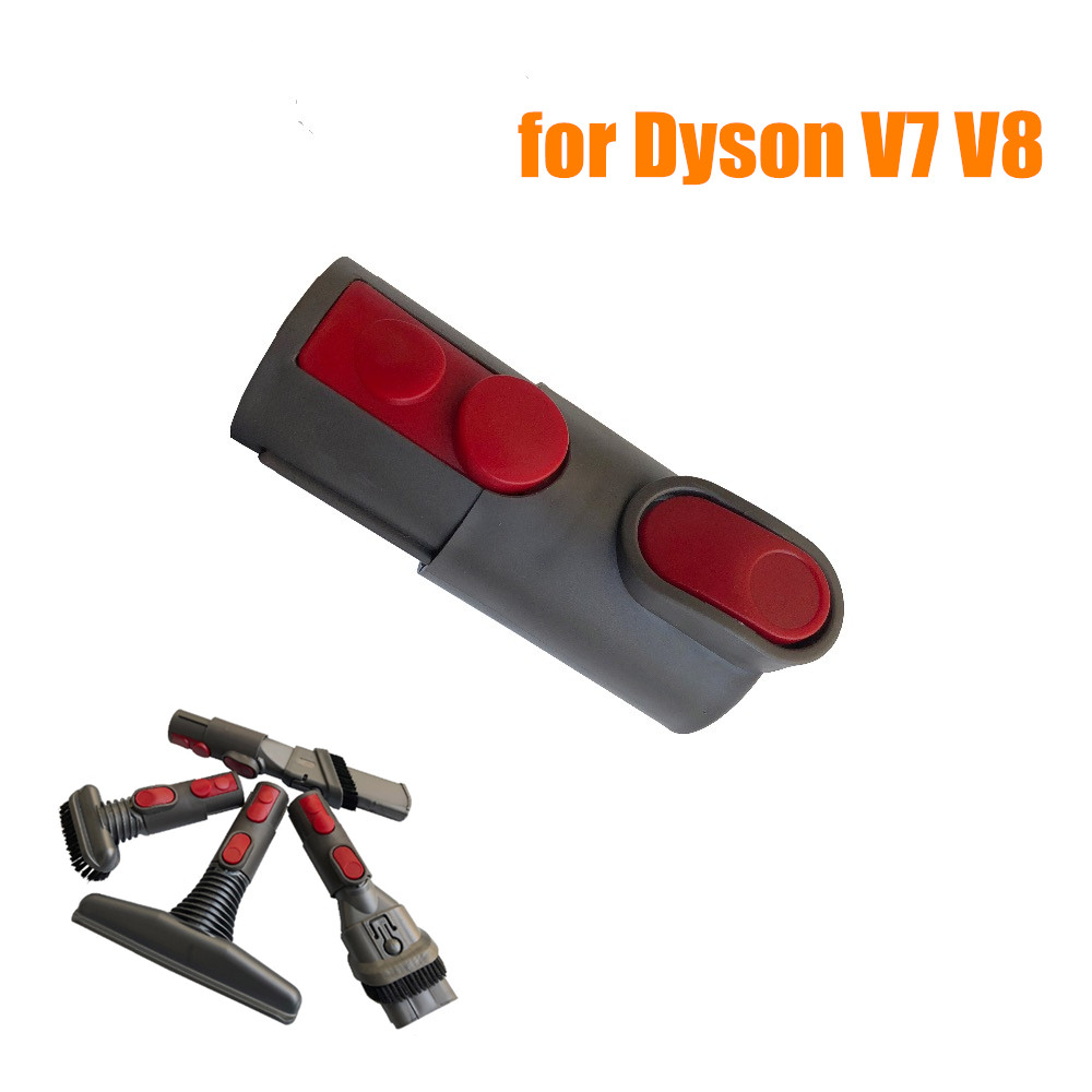 1pcs Replacement connector adapter converter for Dyson V7 V8 vacuum cleaner dyson v8 fluffy ручной пылесос
