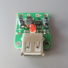 1PC X 5v 2A Solar Panel Power Bank USB Charge Voltage Controller Regulator only PCB panel