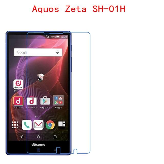 US $1 74 12% OFF|For Sharp Aquos Zeta SH 01H AQUOS Xx2 (502SH) Carbon Fiber  9H Plexiglass Screen Protector-in Phone Screen Protectors from Cellphones