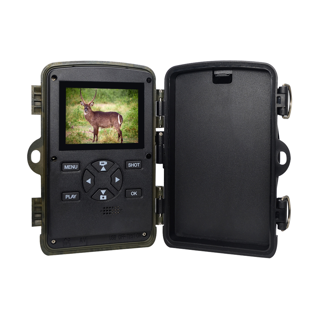 Hunting Trail Camera H885 HD 1080P Night Vision Scouting Camera Infrared Waterproof Wide Angle Wildlife Camera 3