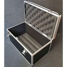 30X17X16 Cm Aluminium Koffer Draagbare Outdoor Voertuig Kit Doos Equipmen Veiligheid Apparatuur Instrument Case koffer OutdoorGereedschapskisten