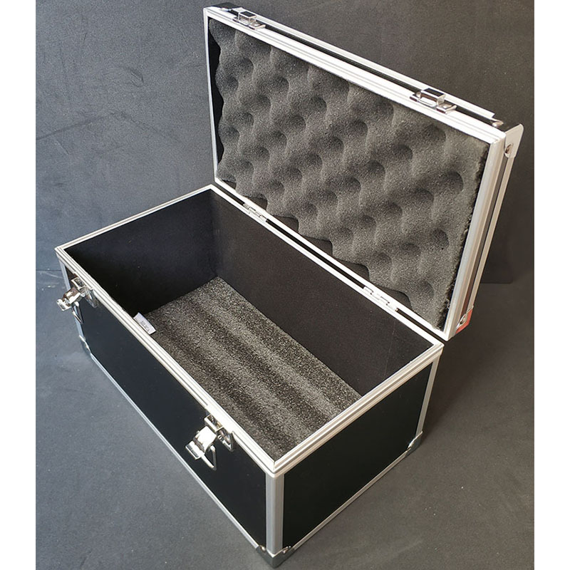 30x17x16cm Aluminum Alloy Tool Case Portable Outdoor Vehicle Kit Box Equipmen Safety Equipment Instrument Case Suitcase Outdoor
