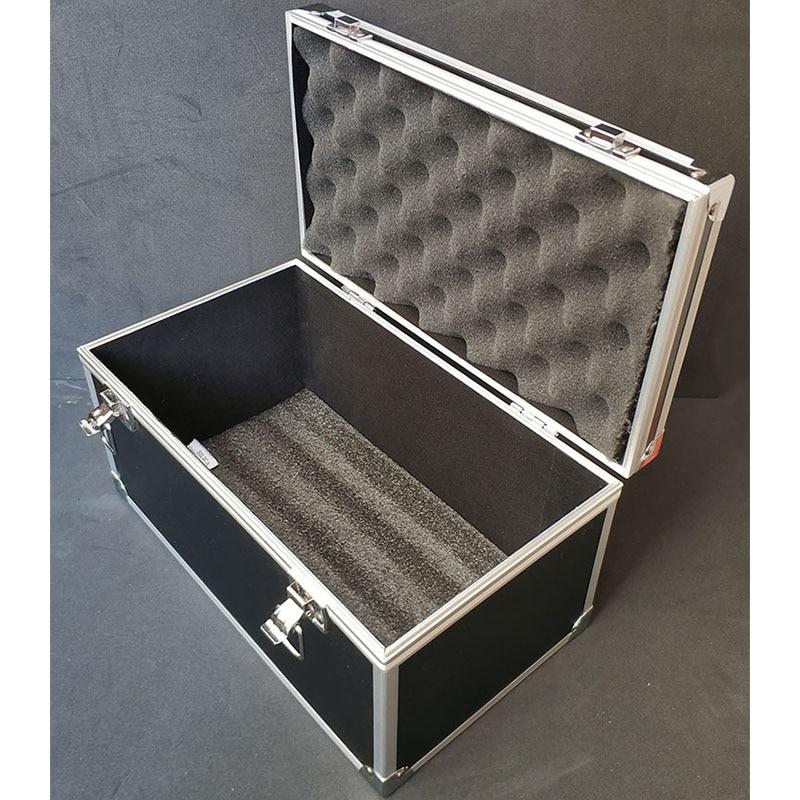 30x17x16cm Aluminum Alloy Tool Case Portable Outdoor Vehicle Kit Box Equipmen Safety Equipment Instrument Case Suitcase Outdoor
