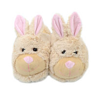 Millffy Lovely Winter Shoes Women Sneakers Couples Home Cartoon Plush Rabbit Home Slippers Zapatos De Mujer