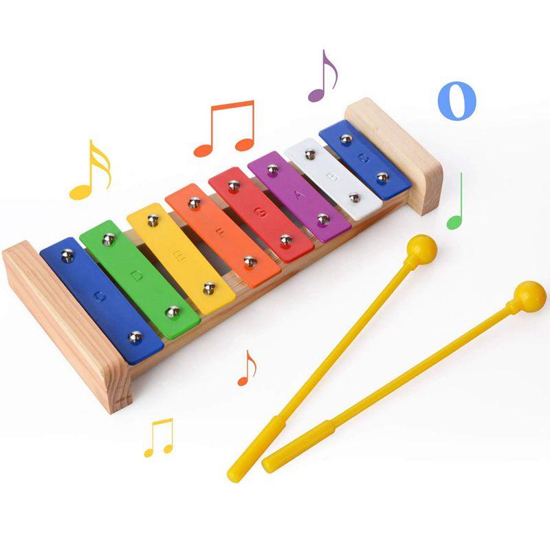 20 pçs criança & bebê instrumentos musicais
