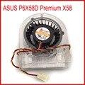 Y. s yd124515mb dc12v 0.15a 3pin para asus p6x58d premium x58 1366-pin motherboard ventilador de refrigeração mais fresco