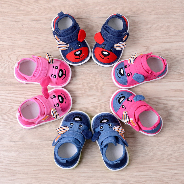Baby Shoes Sport Canvas Polo Toddler Moccasins Infant Boy Girl Shoes For Small Baby Meisje Schoenen Footwear Items 503072