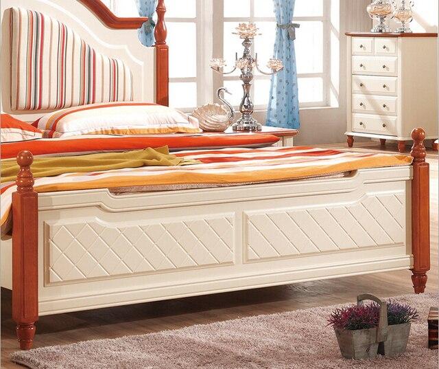 US $980.0 |Legno massello mobili camera da letto set mobili classici 0409  K318 in Legno massello mobili camera da letto set mobili classici ...