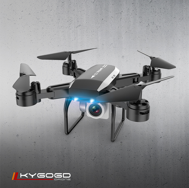 KY606D 4k HD 1080p Camera Drone with 20 Minutes Flight time for Aerial Photography 7