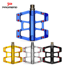 Bicycle Pedals 3 Sealed Bearings Anti-slip Ultralight CNC Bike Pedals Mtb Aluminum Alloy Axle BMX Pedal Bicycle Accessories 2018 bicycle pedal anti slip ultralight cnc mtb mountain bike pedal sealed bearing pedals bicycle accessories