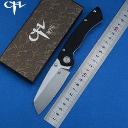 CH nowy składany nóż toucans D2 ostrze łożysko kulkowe podkładka G10 uchwyt odkryty camping myśliwski scyzoryk kieszonkowy narzędzia edc