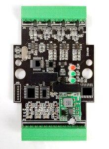 Image 3 - 4 kanałowy moduł wejścia i wyjścia analogowego 4 kanały wejście AD i wyjście DA komunikacja protokołu MODBUS RS485