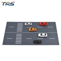 Teraysun Model Road Scenery Layout 1 144 150 Scale Model Roadbed Road Surface Plastic Roadway Model