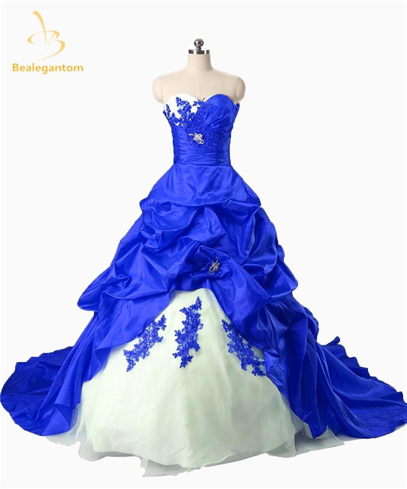 Clever Bealegantom Elegantes Ballkleid Lace Quinceanera Kleider 2018 Taft Lace Up Bonbon 16 Kleid Debütantin Vestidos De 15 Anos Qa1249 Aromatischer Geschmack Weddings & Events