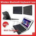 Универсальный Bluetooth Keyboard Case Для lenovo thinkpad 8 Tablet PC, Для lenovo thinkpad 8 Случай Клавиатуры Bluetooth + 2 бесплатных подарков