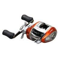 YUMUMO Multicolors Fishing Gear Durable High Strength 12+1BB Baitcasting Reel Pesca Coll Carp Fishing Wheel Wire Spooler