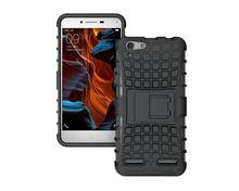 For Lenovo Vibe K5 Case K5 Plus Lemon 3 K32C36 Heavy Duty Phone Cover Hybrid Shockproof Hard Armor Rugged Rubber Stand Coque *<