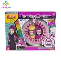 XMAS Dệt Loom Trẻ Em Máy Dệt Kim Đồ Chơi Sáng Tạo Bện Máy Tay Nhanh Chóng Loom Máy Dệt Kim Machine Đồ Chơi