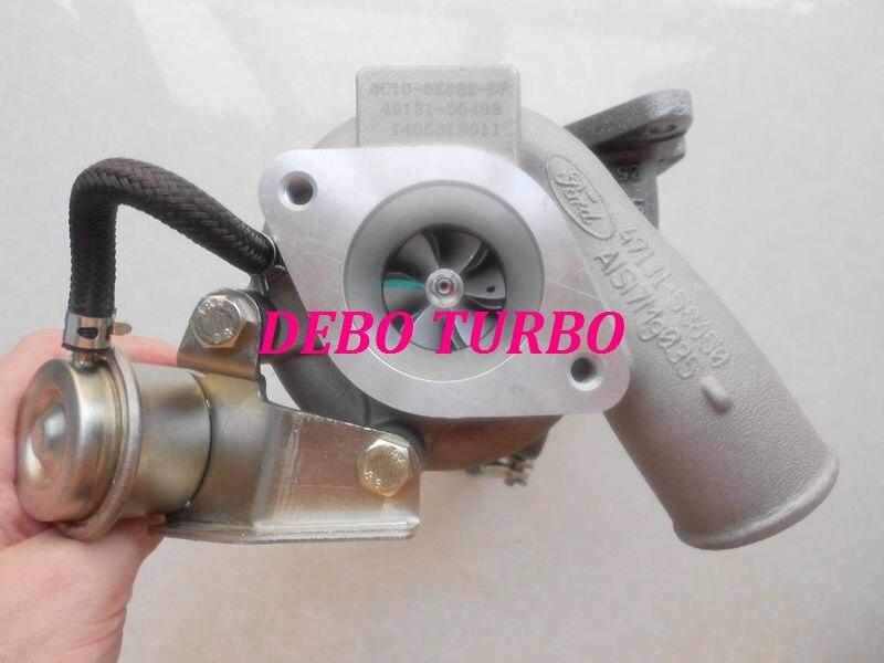 Nouveau turbocompresseur TD03/49131-05403 6C1Q6K82DE pour FORD Transit 100 115 120, Puma 2.4TD 74/85KW