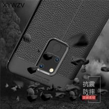 Cover Huawei Mate 20X Case Luxury Armor Rubber Phone For Soft Shell Fundas