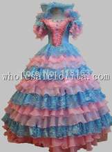 17 18th Century Marie Antoinette Rococo Princess Ball Gown Formal  Dress