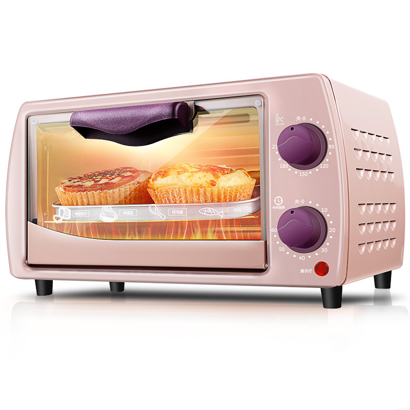 220W household small oven Oven home multi-function automatic mini baking oven small 9L лейка 9l