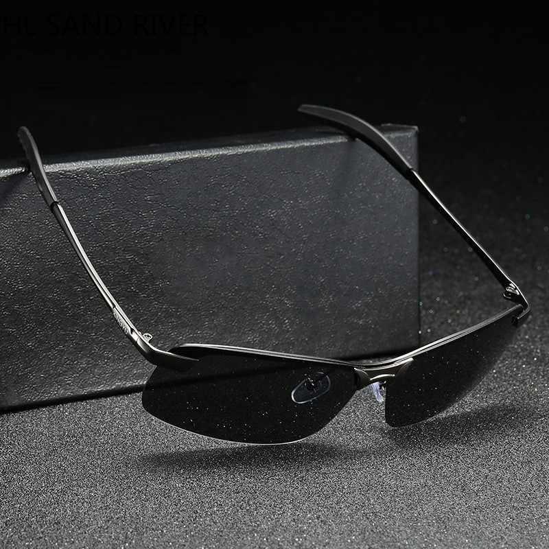 3923f08fba9 ... Wholesale male bias polarized sunglasses men half frame drive Sunglasses  classic retro glasses UV400 cool man