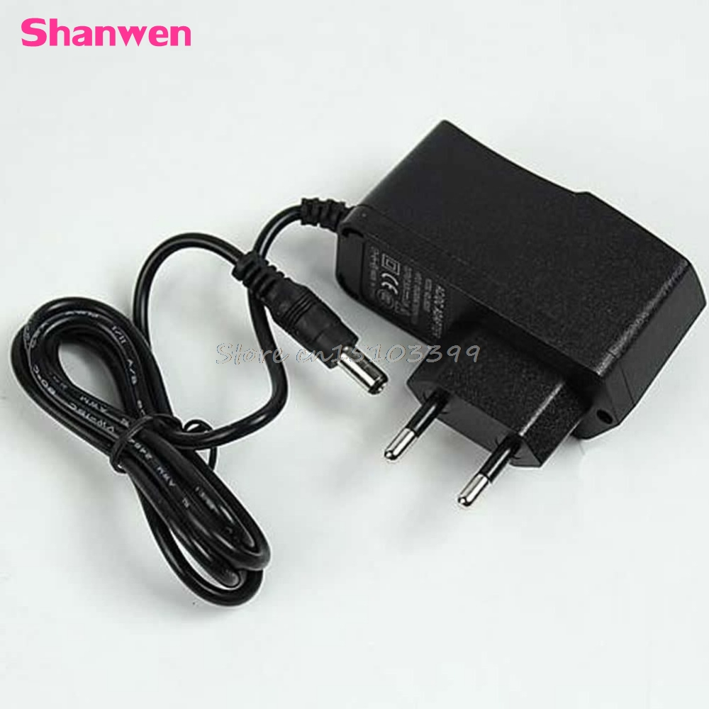 1Pc New AC 100-240V to DC 5V 2A Switching Power Supply Converter Adapter EU Plug #G205M# Best Quality