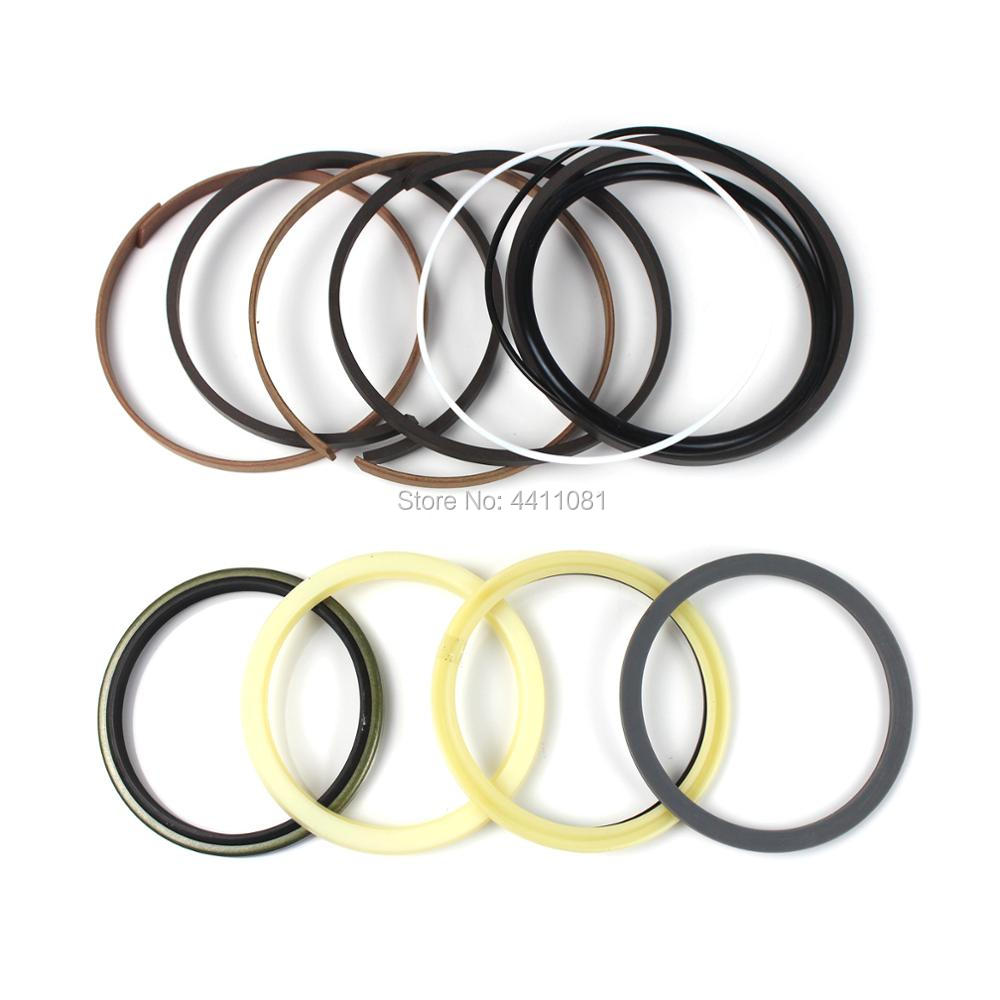 2 Sets For Hitachi ZAX210 ZX210LC Boom Cylinder Seal Repair Service Kit Excavator Oil Seals, 3 month warranty2 Sets For Hitachi ZAX210 ZX210LC Boom Cylinder Seal Repair Service Kit Excavator Oil Seals, 3 month warranty
