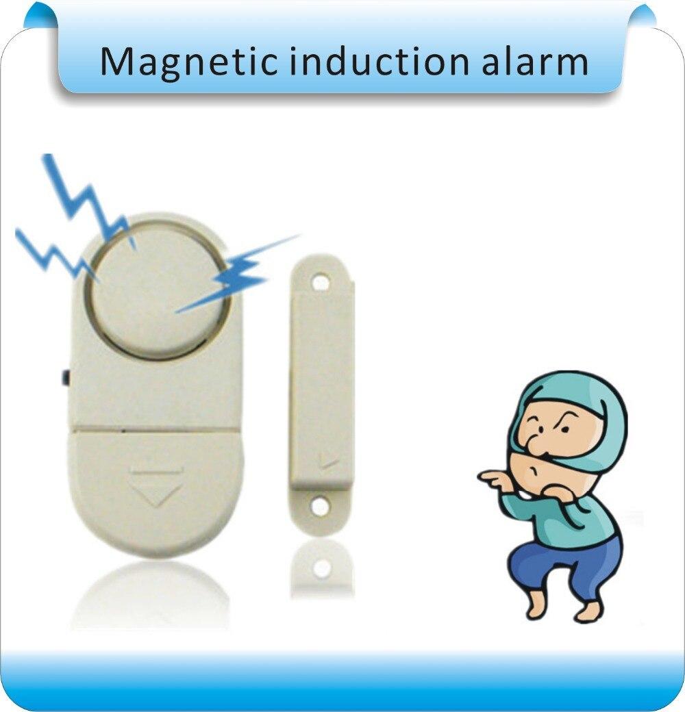 bilder für Freies verschiffen 10 stücke Magnetische induktion Home Office Türen Fenster Sicherheits Eintrag Einbrecher Kontakt Alarm System, Wächter Schutz