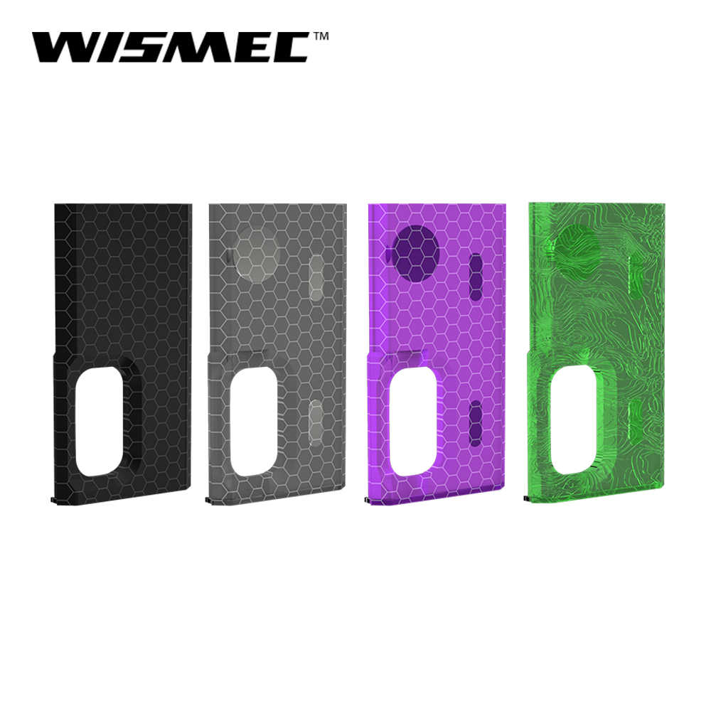 Original Wismec LUXOTIC BF BOX Replace Side Cover for Luxotic BF Box kit 7 colors electronic cigaette accessory