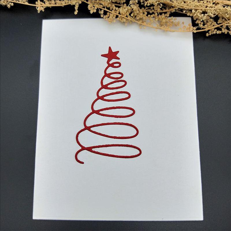 Pinecone leaves Metal Cutting Dies Stencil for DIY Scrapbook Album Card MakingBL