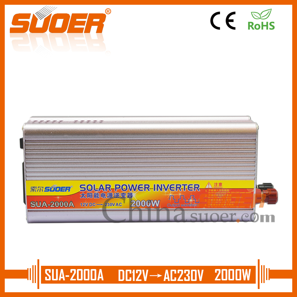 Suoer Solar Power Inverter 2000w 12v 220v Invertersua 2000a In Dc Ac Converter Circuit Diagram Inverters Converters From Home Improvement On Alibaba Group