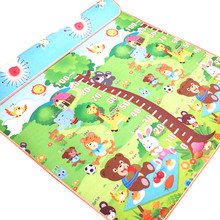 10 mm Thick Double Sides Waterproof Children Play Mat
