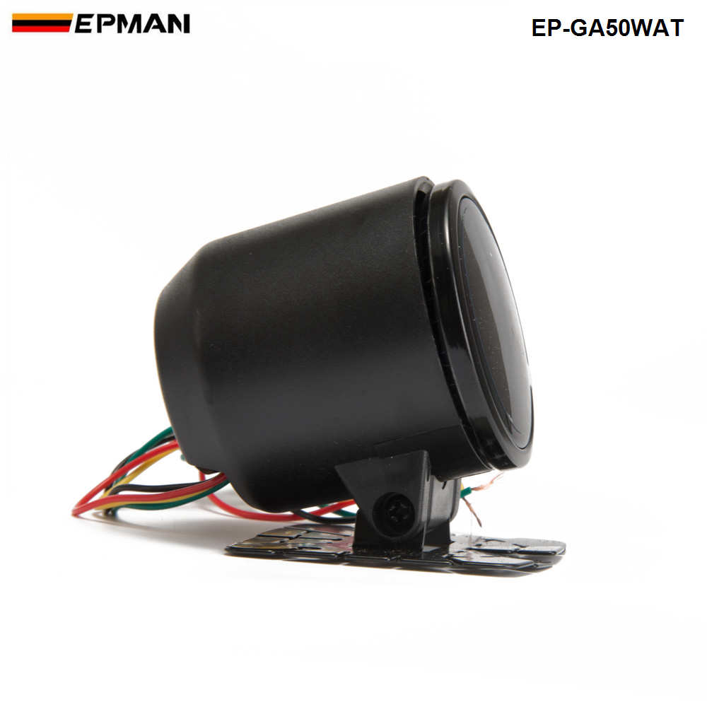 New Epman Car Motor 2 52mm Digital Smoked 20 Led Water Sunpro Tach Wiring Diagram 4 10 From 83 Votes
