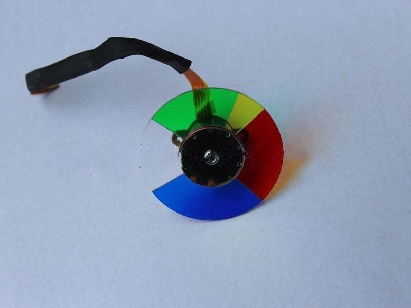 Для Mitsubishi XD600U XD600 XD700LP XD340 FD730U цветовой диск проектора
