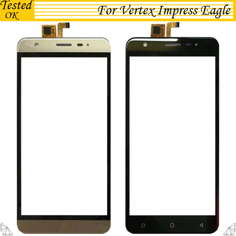 For Vertex Impress Eagle 4G Digitizer Repair Parts Lens Replacement 5.0 inch For Impress Eagle Touch Screen Front Glass Panel For Vertex Impress Eagle 4G Digitizer Repair Parts Lens Replacement 5.0 inch For Impress Eagle Touch Screen Front Glass Panel