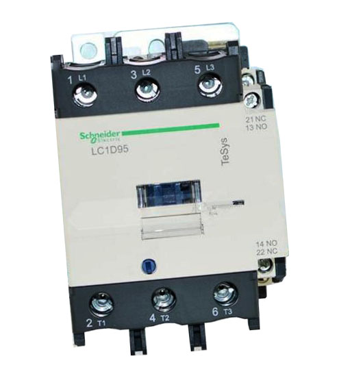 New LC1D95F7C Contactor 95A AC 110V 50/60Hz LC1-D95F7C new lc2k series contactor lc2k12105 lc2k12105u7 lc2 k12105u7 240v ac