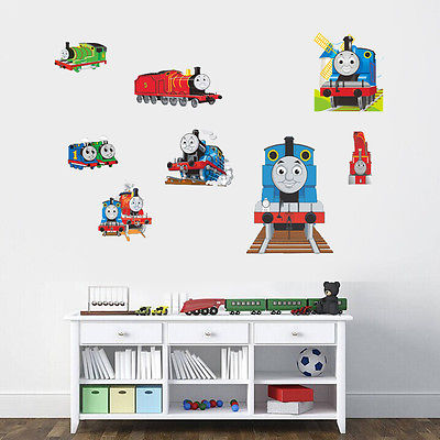 Thomas The Train Wall Murals Extra Large For Part 75
