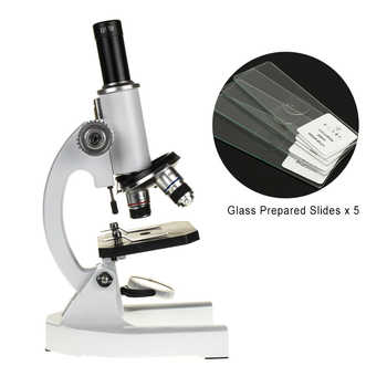 Professional Biological Microscope 64X-1600X Students Educational Science Lab Microscope - DISCOUNT ITEM  30% OFF All Category