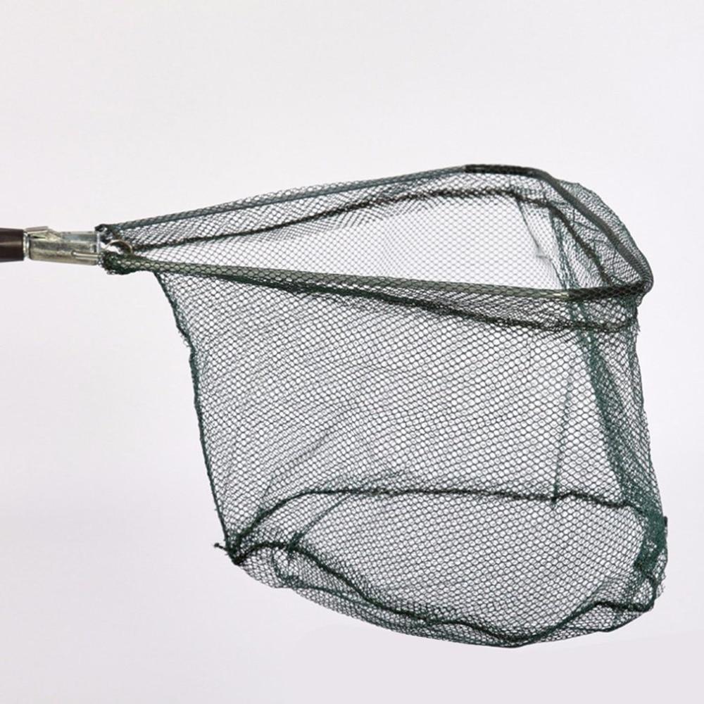 Image 4 - 2019 портативная треугольная Складная рыболовная сеть из алюминиевого сплава, рыболовная сеть, рыболовная снасть, рыболовная снасть rakolovka-in Рыболовная сеть from Спорт и развлечения