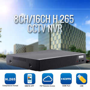 Image 2 - Smar Newest H.265 Max 4K Output CCTV NVR 16CH 5MP/8CH 4MP/4CH 5MP Security Video Recorder ONVIF XMEYE P2P Email Alarm