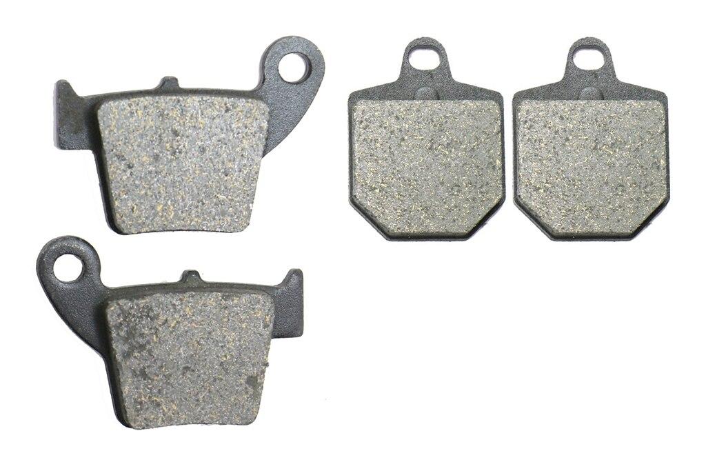 Disc Brake Pads set fit HONDA Dirt CRM450 CRM 450 R X Supermoto 2007 2008 2009 2010 2011 2012 2013 2014 2015 multiplying cigarettes case