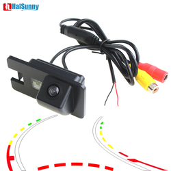 Intelligent Car Parking assistant Aid Night Rear Back up view Camera Dynamic Track Line HD CCD For Great Wall Hover H3 H5 Haval