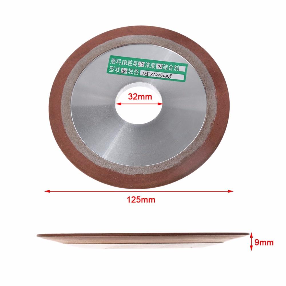 resina diamante viu a lâmina de moagem roda 2mm x 8mm
