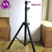 HARMONY 1 Piece Black Adjustable Tripod Stand Holder for Display Training Doll Head and Hairdressing Practice Mannequin Head цены онлайн